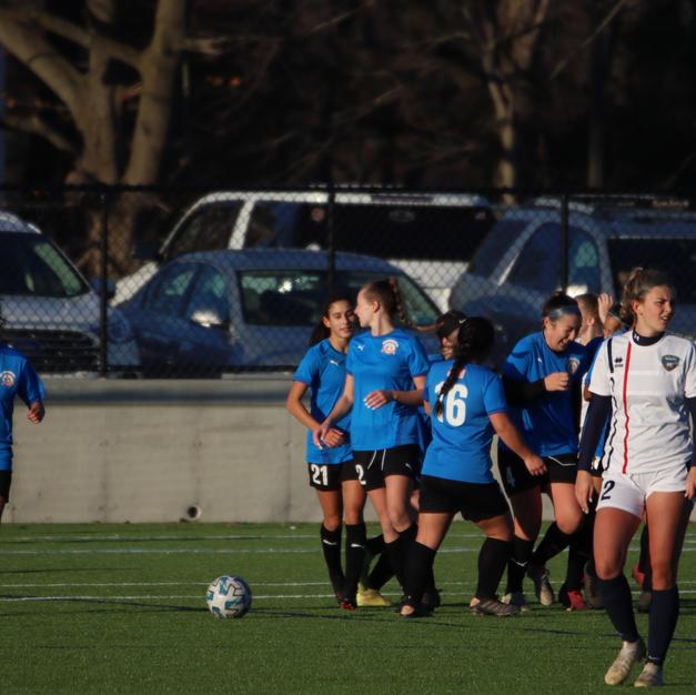 Girls Lions United vs North Jersey