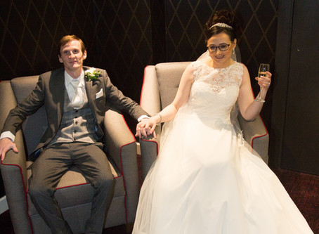 Congrats to Ciaran & Michaela who got married on Saturday