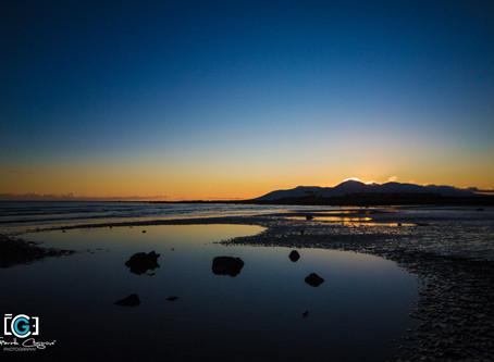 Tyrella Sunset Co.Down, N.Ireland