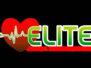 Design of Elite Medical Training Services now complete