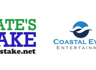 "Coastal Event Entertainment to be Nate's Take ""premier partner"""