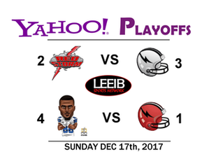 LSN Yahoo Fantasy Football Playoffs!