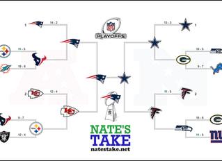 NFL PLAYOFF BRACKET/PREDICTIONS