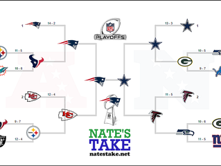 NFL PLAYOFF BRACKET/PREDICTIONS
