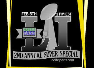 Nate's Take Super Bowl 51 Special