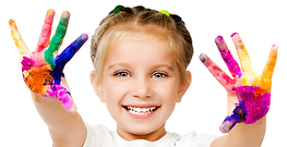 Blond Girl Finger Paint-Cropped.png