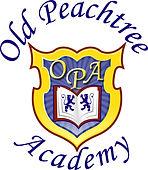 OPA - Logo, Name in Blue, Shadow & Bevel