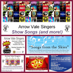 Show songs and More