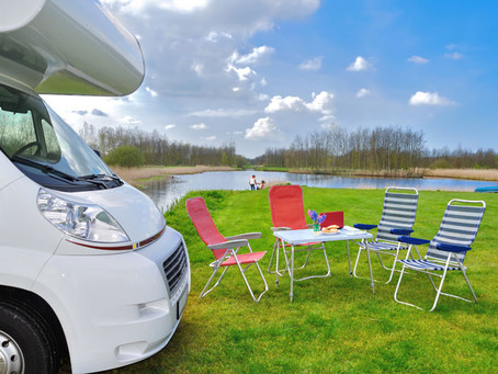 Camping and RV Outdoor Safety