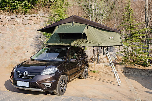 Pop Up Roof Top Tent - Style with Extension