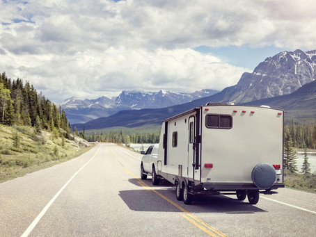 Tips for Safe Driving with Your RV