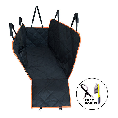 Seat Cover with Mesh Window for Cars, Trucks and SUVs