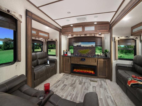 Tailgating in Your Travel Trailer