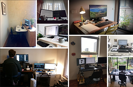Office Update - Working from Home