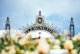 Flemington Cup Carnival with a difference!