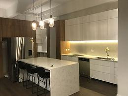 Finishing Touches - Flinders Lane Apartment