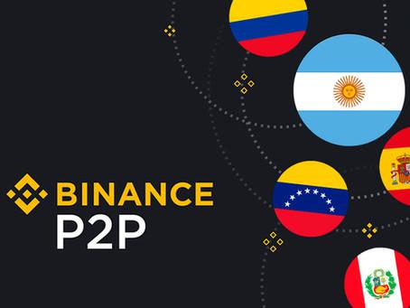 Cómo comprar bitcoin en Binance P2P