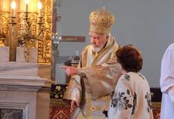 Greece orthodox church