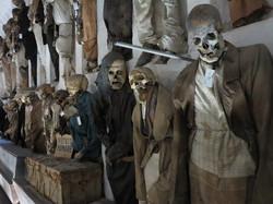 Palermo, Le Catacombe dei Cappuccini
