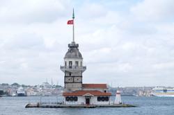 Kiz Kulesi lighthouse