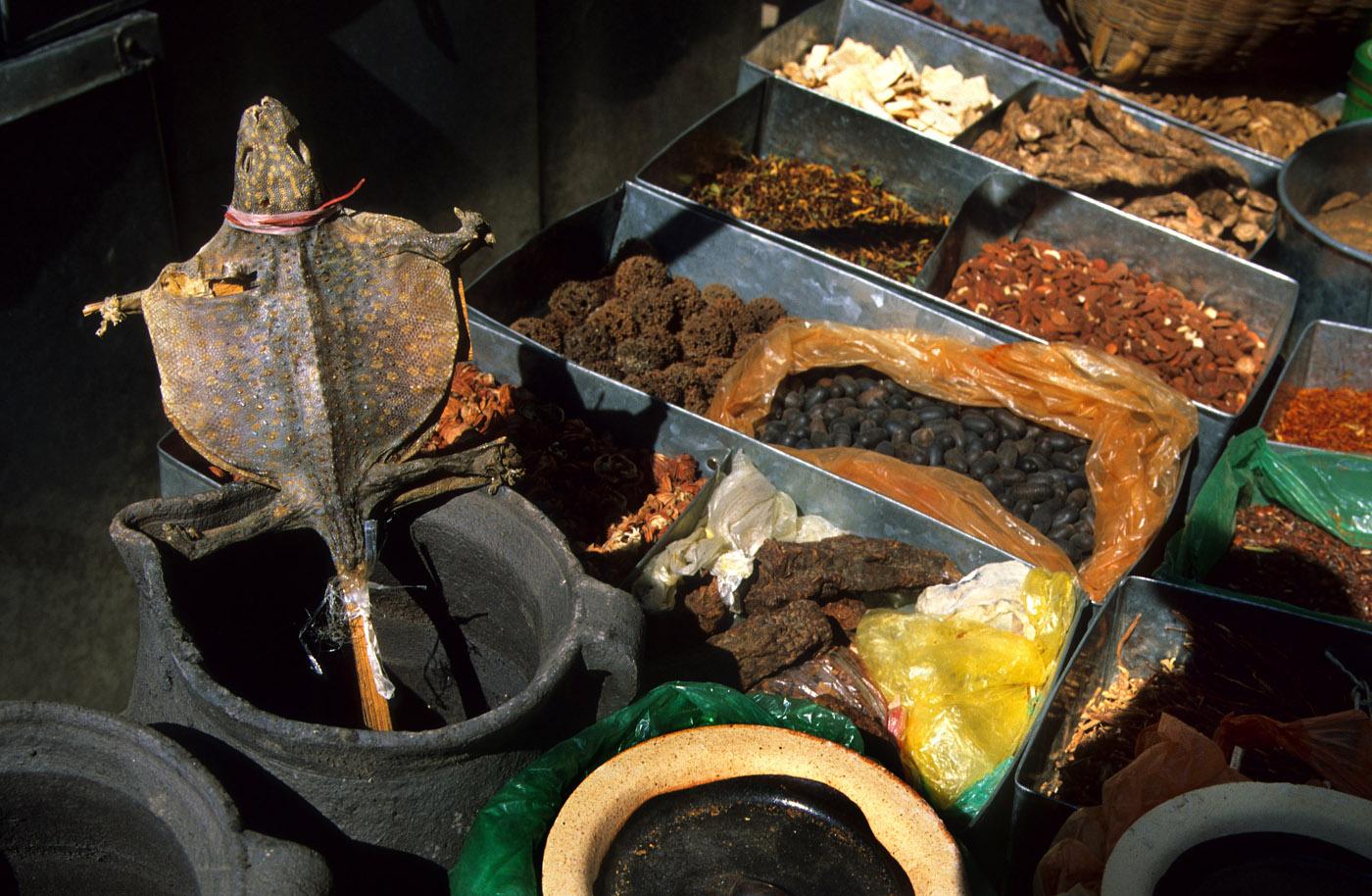 Spices, Yunnan