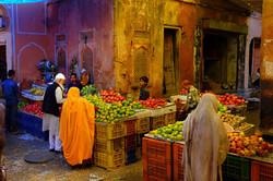 Jaipur market