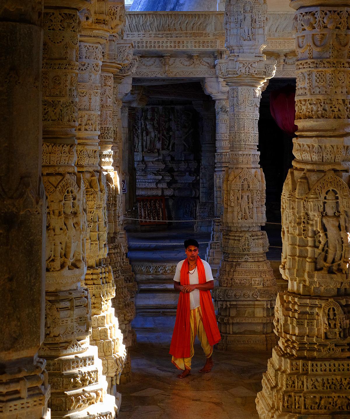 Ranakpur, Jain temple