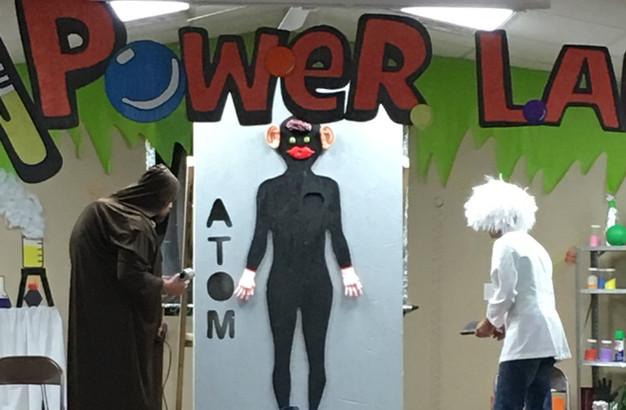 Power Lab skit