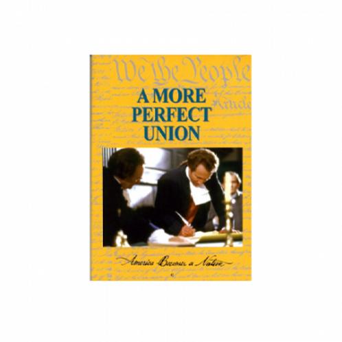 A More Perfect Union - DVD