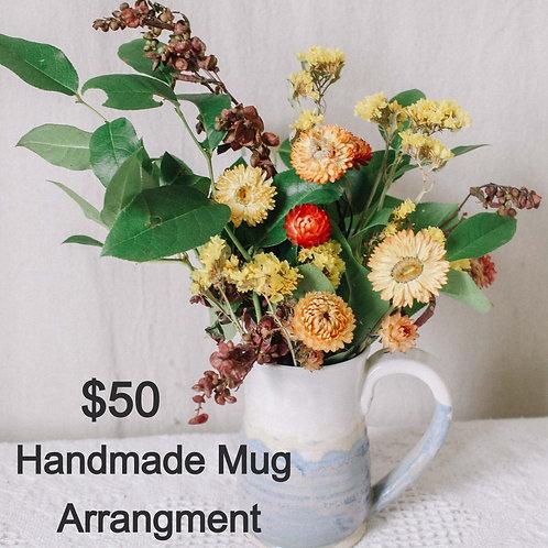 Mug arrangement