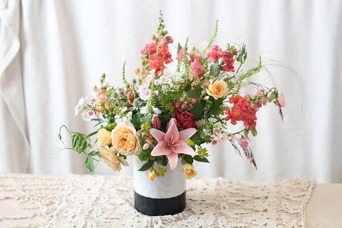 Season Long Monthly Bouquet Subscription