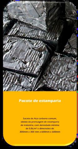 Pacote de Estamparia