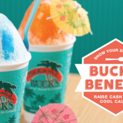 Bahama Buck's Benefit