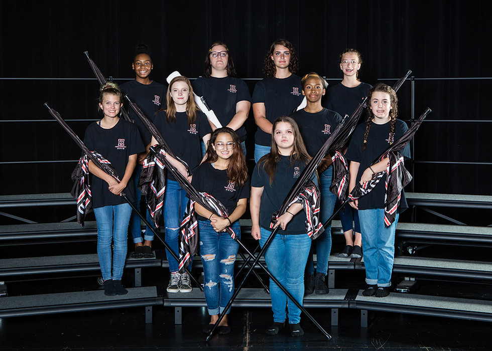 Color Guard 2019-2020
