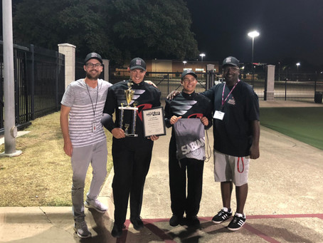 RHHS Mighty Hawk Drumline places third at the HEB Drumline Contest