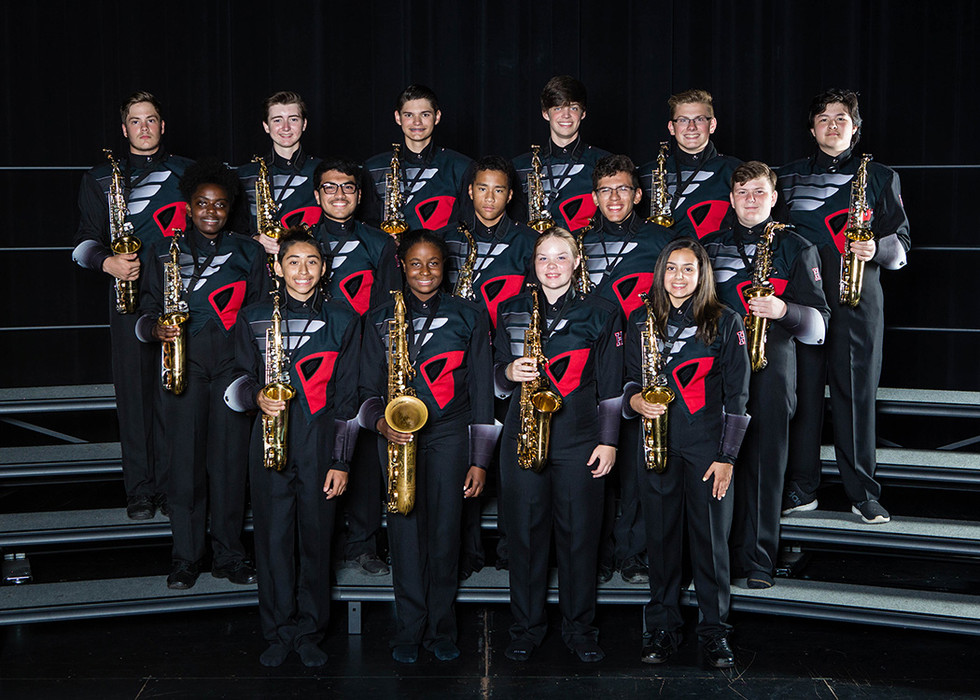 Saxophones 2019-2020