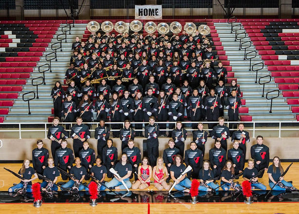 2019-2020 RHHS Mighty Hawk Band