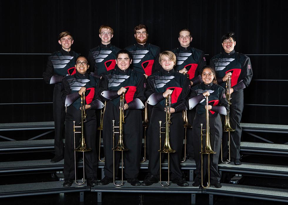 Trombones 2019-2020