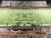Rockwall Heath High School Mighty Hawk Band 2019
