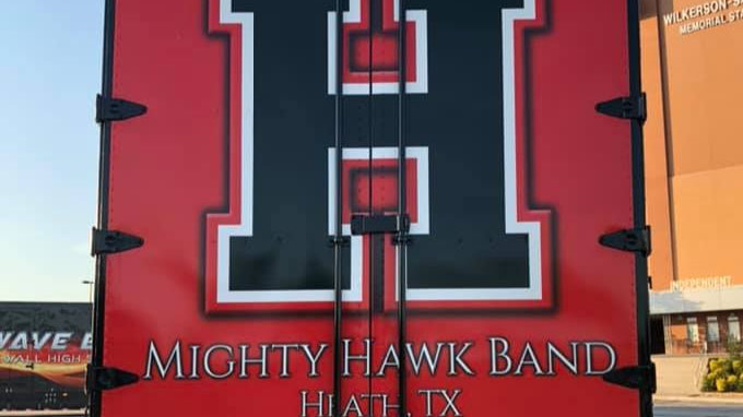 Official Mighty Hawk Band Sponsor
