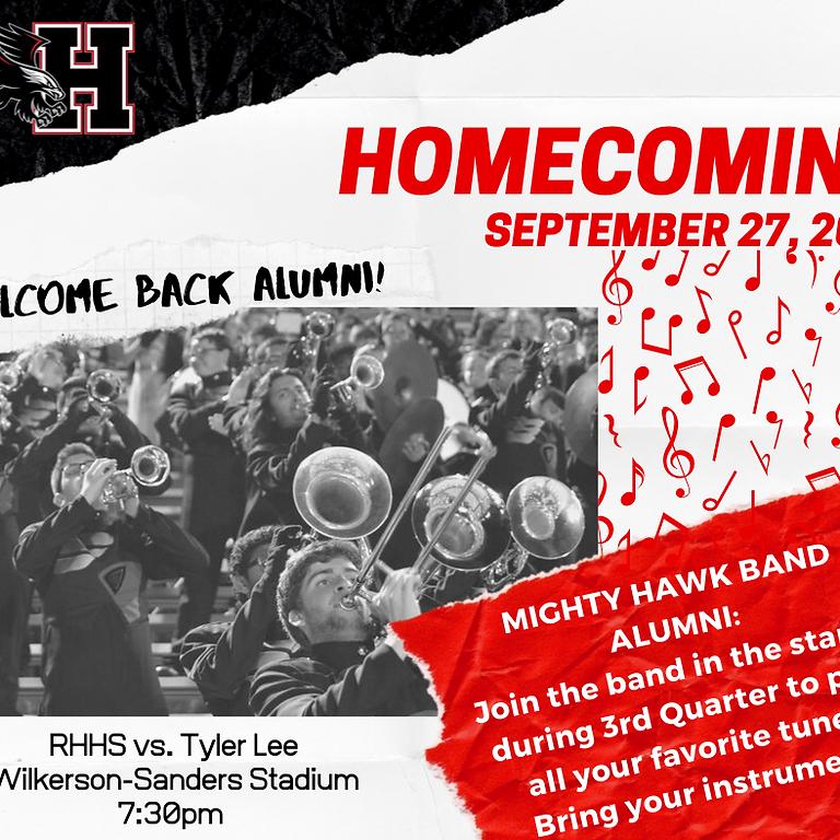 Homecoming for Alumni