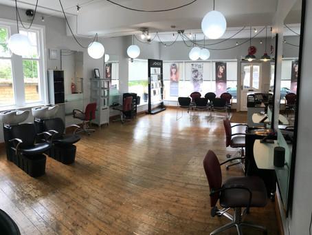 The Salon is empty! Coronavirus, Quarantine & home hair-care