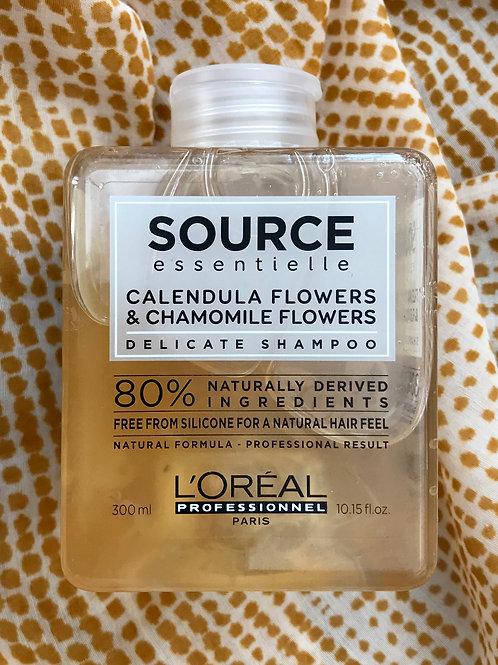 SOURCE Calendula Flowers Shampoo