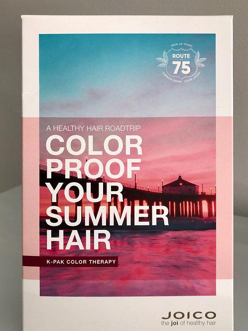 JOICO K-Pak summer Hair care Gift Set