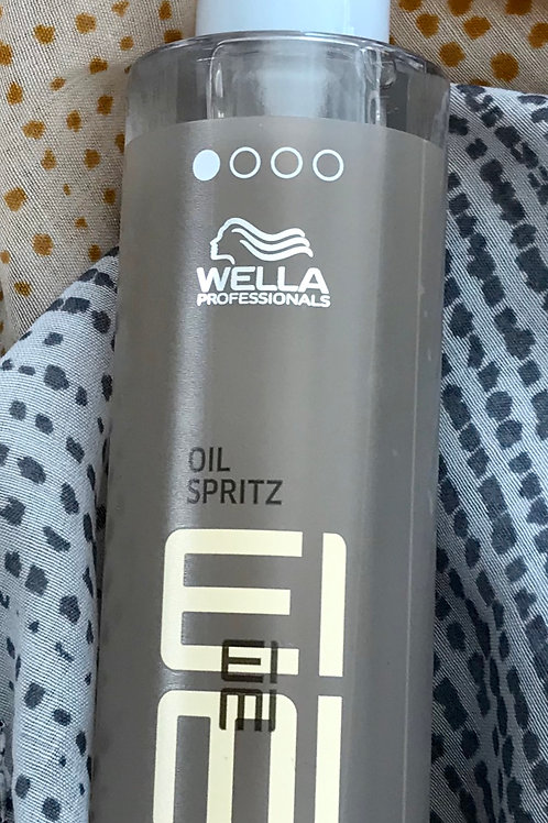 EIMI Oil Spritz sprayable styling oil