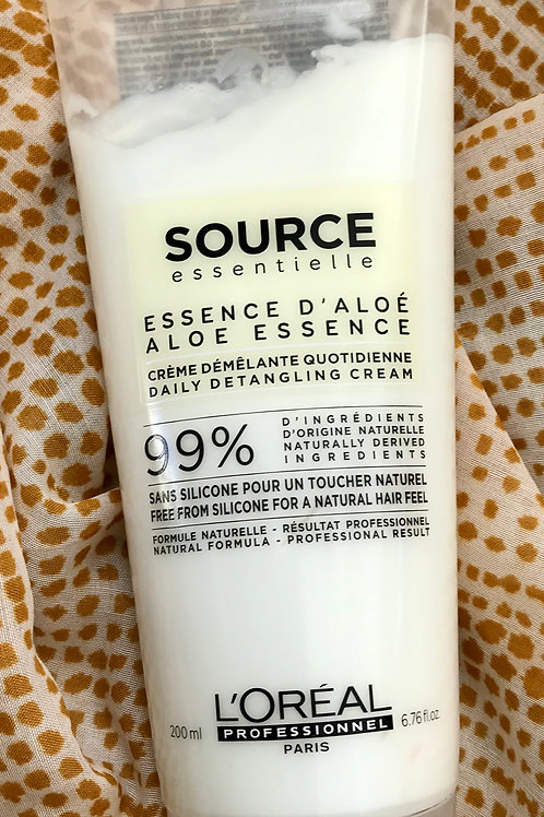 SOURCE Aloe Essence Daily Detangling Cream
