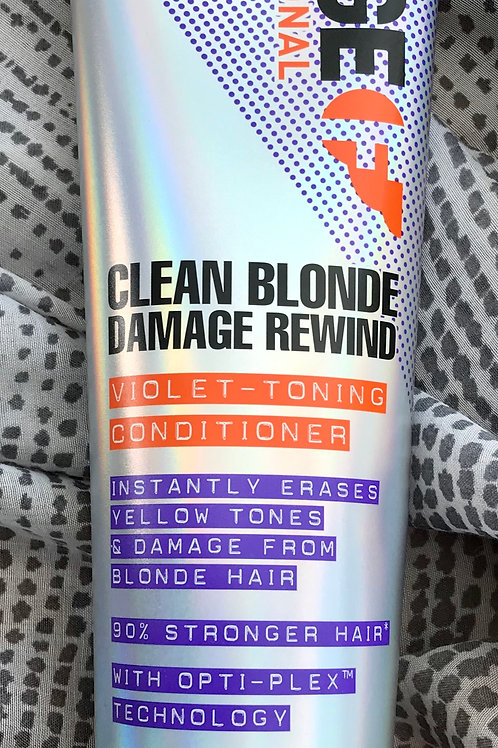 Fudge Clean Blonde Damage Rewind Conditioner