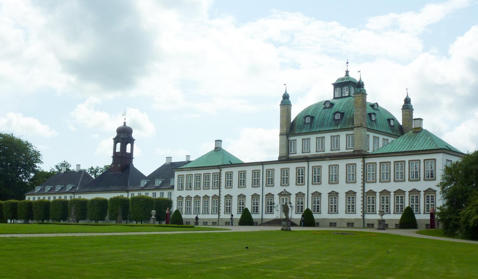 Fredensborg Castle