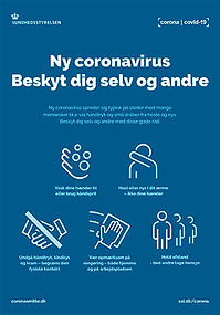 Beskyt dig selv og andre - Coronavirus 0