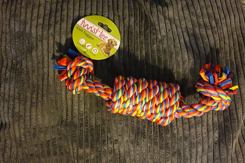 Twisty Coil rope toy